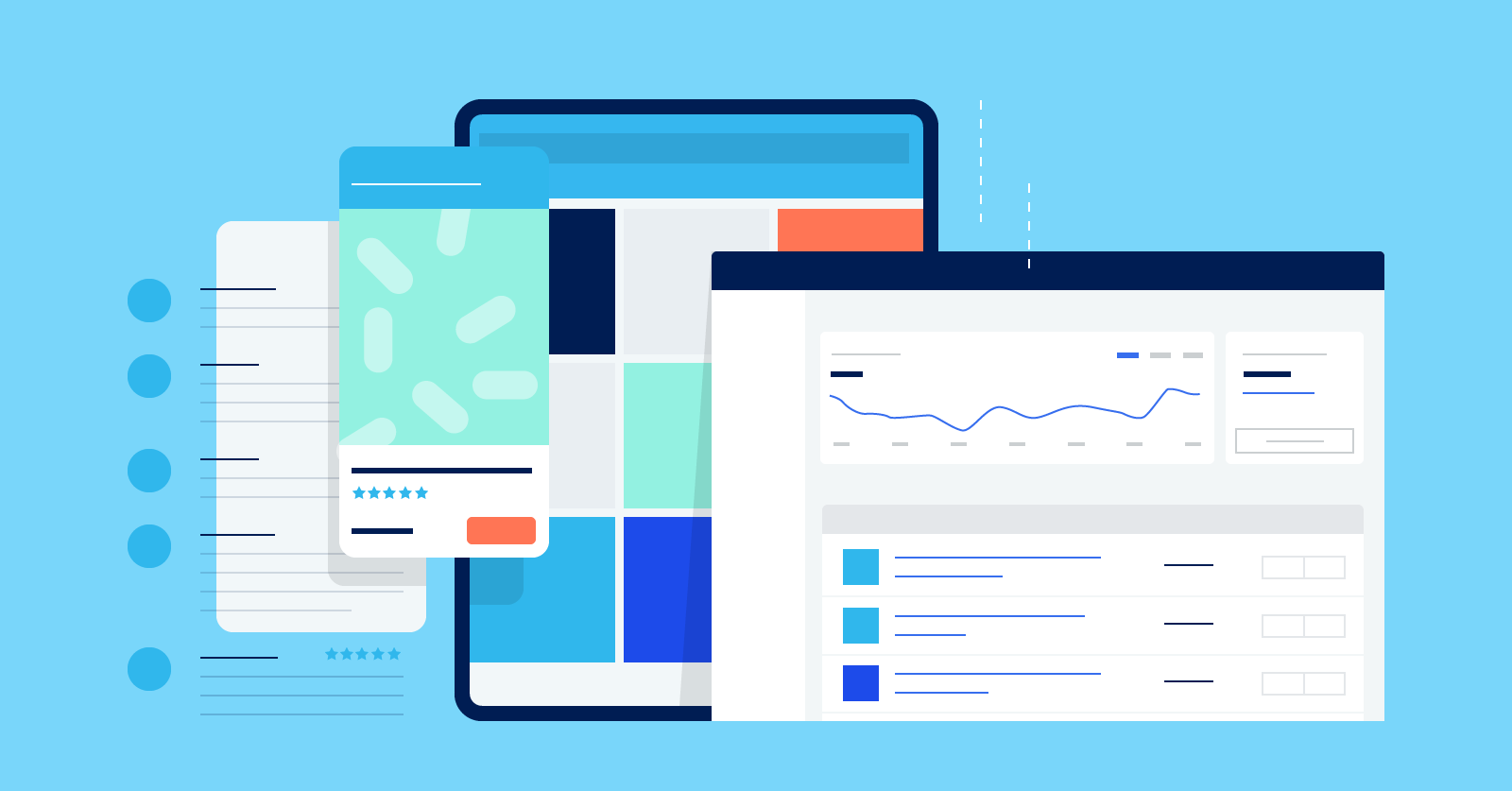 Wish User and Revenue Stats