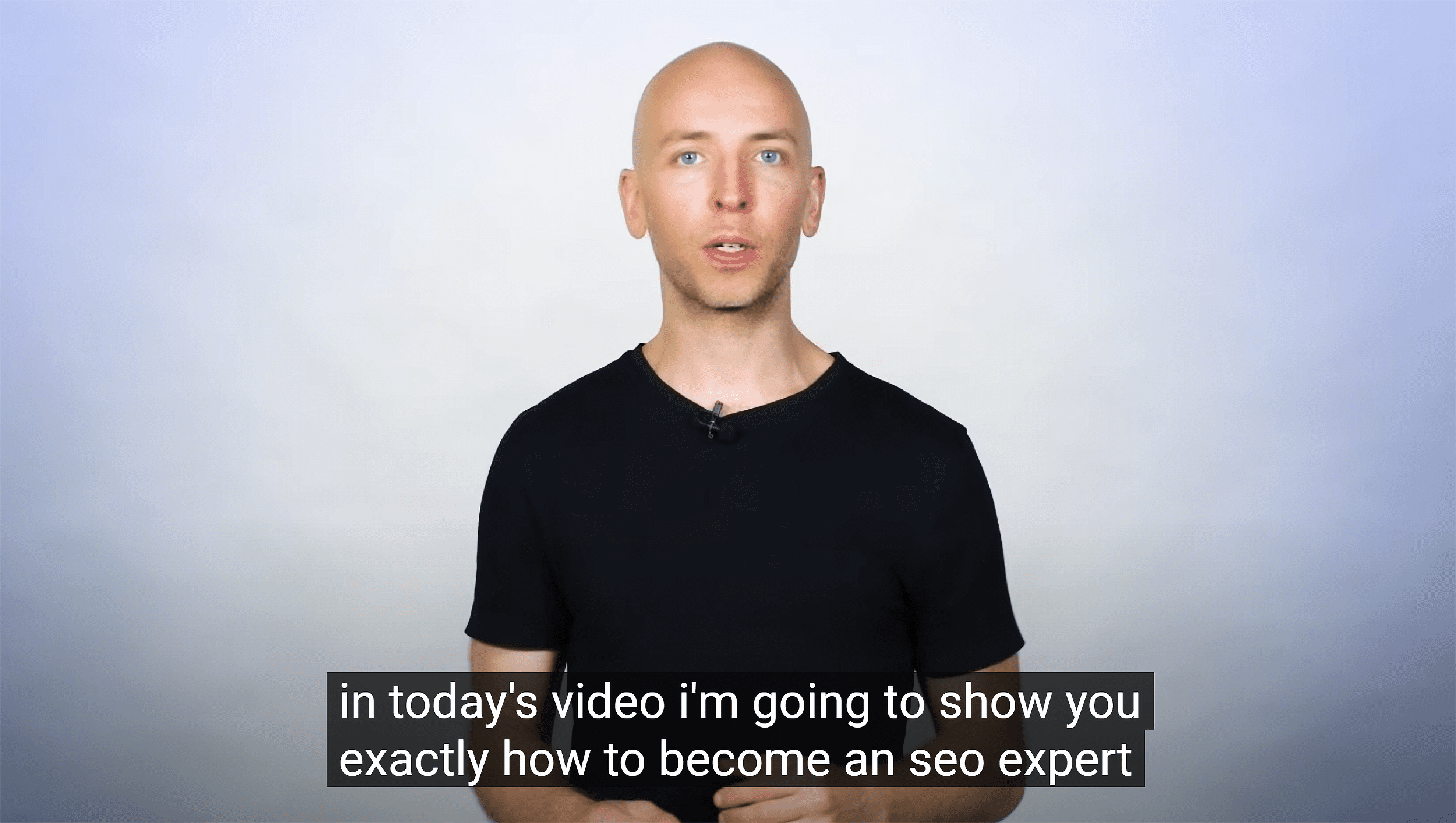 Video intro – What people will learn