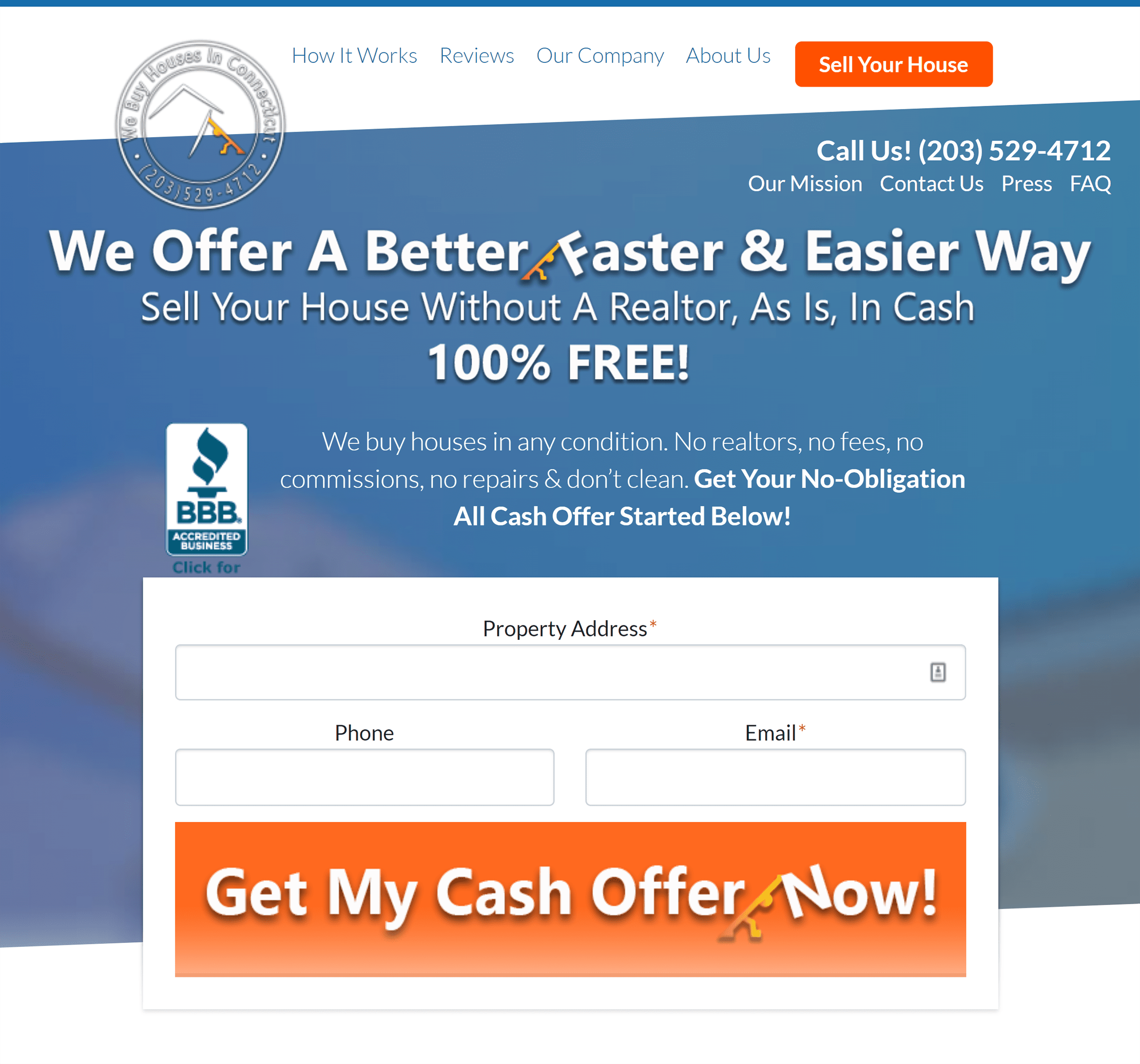 We buy houses in Connecticut – Homepage